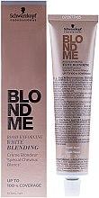Парфюми, Парфюмерия, козметика Изсветляващ крем за сиви коси - Schwarzkopf Professional BlondMe White Blending