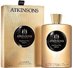 Парфюми, Парфюмерия, козметика Atkinsons Oud Save The Queen - Парфюмна вода (тестер без капачка)