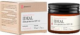 Парфюми, Парфюмерия, козметика Крем за лице - Phenome Ideal Skin Protector Spf 10