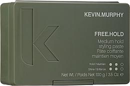 Парфюмерия и Козметика Стилизираща крем-паста за коса със средна фиксация - Kevin.Murphy Free.Hold