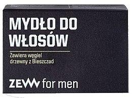 Парфюми, Парфюмерия, козметика Сапун за коса - Zew For Men Hair Soap