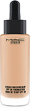Парфюми, Парфюмерия, козметика Тональная основа - M.A.C Studio Waterweight Foundation SPF30