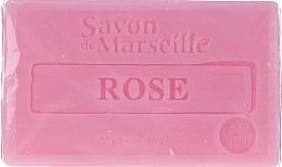 """Парфюмерия и Козметика Натурален сапун """"Роза"""" - Le Chatelard 1802 Soap Rose"""