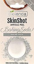 """Парфюми, Парфюмерия, козметика Скраб за лице """"Сода"""" - Bielenda Skin Shot Backing Soda"""