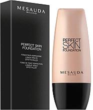 Парфюмерия и Козметика Дълготраен фон дьо тен - Mesauda Milano Perfect Skin Foundation
