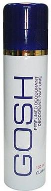 Парфюмен дезодорант - Gosh Classic Dezodorant spray — снимка N1