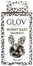 Парфюми, Парфюмерия, козметика Диадема с леопардови ушички - Glov Spa Bunny Ears Headband Safari Edition