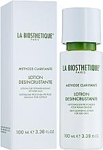 Парфюмерия и Козметика Дълбоко почистващ лосион за мазна кожа - La Biosthetique Methode Clarifiante Lotion Dйsincrustante