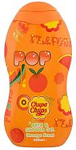 """Парфюмерия и Козметика Душ гел """"Портокал"""" - Chupa Chups Body Wash Orange Scent"""