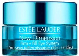 """Парфюми, Парфюмерия, козметика Околоочен крем """"Подхранва и Изравнява"""" - Estee Lauder New Dimension Firm + Fill Eye System"""