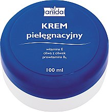 Парфюмерия и Козметика Универсален крем с маслиново масло - Anida Pharmacy Care Cream