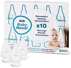 Парфюми, Парфюмерия, козметика Приставки за детски аспиратор за нос - Kin Baby Nasal