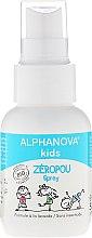 Парфюмерия и Козметика Детски спрей за коса против въшки - Alphanova Kids Spray