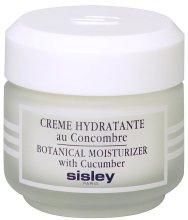 Парфюмерия и Козметика Овлажняващ крем с екстракт от краставица - Sisley Moisturizer WIth Cucumber