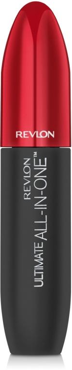 Спирала за мигли - Revlon Ultimate All In One Mascara — снимка N1