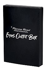 Парфюми, Парфюмерия, козметика Комплект - Pierre Rene Outfit Eyes Box (спирала/15ml + очна линия/2.5ml + молив за очи/0.35g)