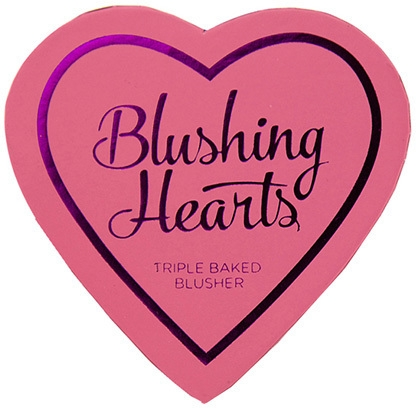 Руж - I Heart Revolution Blushing Hearts Blusher