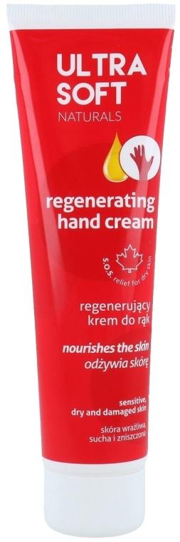 Регенериращ крем за ръце - Tolpa Ultra Soft Naturals Regenerating Hand Cream