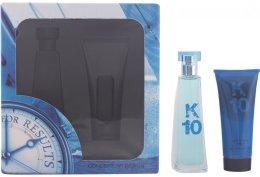 Парфюми, Парфюмерия, козметика Concept V Design K10 - Комплект (edt/100ml + ash/balm/100ml)