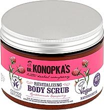 Парфюмерия и Козметика Възстановяващ скраб за тяло - Dr. Konopka's Revitalizing Body Scrub