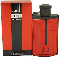 Парфюми, Парфюмерия, козметика Alfred Dunhill Desire Extreme - Тоалетна вода (тестер без капачка)