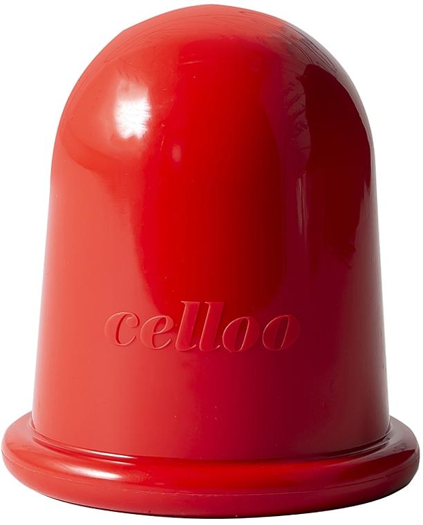 Силиконова вендуза за антицелулитен масаж - Celloo Anti-cellulite Cuddle Bubble Regular