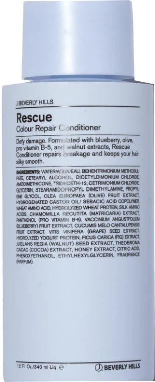 Балсам за коса - J Beverly Hills Rescue Colour Repair Conditioner — снимка N1