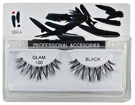 Изкуствени мигли - Ibra Eyelash Glam 100 — снимка N1