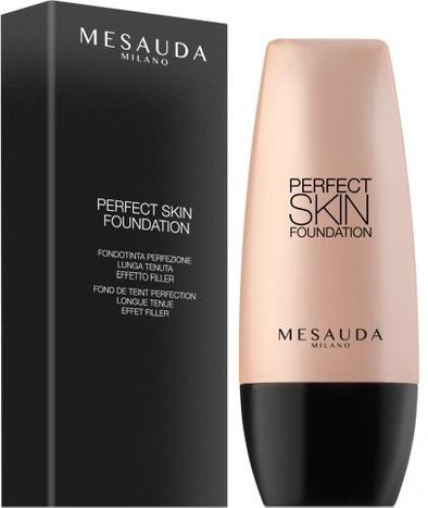 Дълготраен фон дьо тен - Mesauda Milano Perfect Skin Foundation