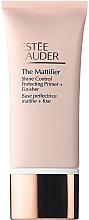Парфюмерия и Козметика Матираща основа за грим - Estee Lauder The Mattifier Shine Control Perfecting Primer+Finisher