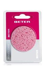 Парфюмерия и Козметика Почистваща гъба за грим от целулоза - Beter Beauty Care