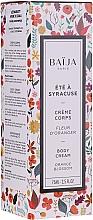 Парфюмерия и Козметика Крем за тяло - Baija Ete A Syracuse Body Cream