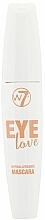 Парфюмерия и Козметика Хипоалергенна спирала за мигли - W7 Eye Love Hypoallergenic Mascara