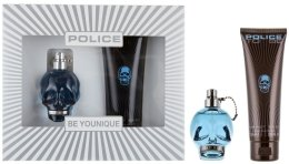 Парфюми, Парфюмерия, козметика Police To Be Men - Комплект (edt/40ml + sh/gel/100ml)