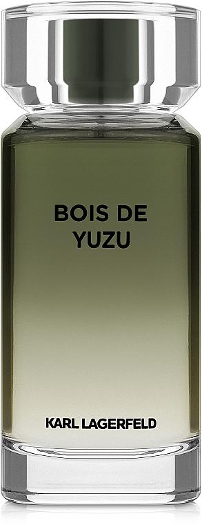 Karl Lagerfeld Bois De Yuzu - Тоалетна вода
