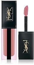 Парфюми, Парфюмерия, козметика Червило за устни - Yves Saint Laurent Vernis A Levres Water Stain