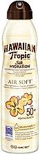 Парфюмерия и Козметика Слънцезащитен спрей за тяло - Hawaiian Tropic Silk Hydration Air Soft Protective Mist SPF 50