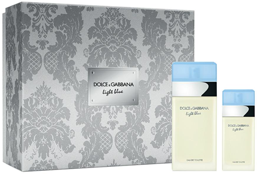 Dolce & Gabbana Light Blue - Комплект парфюмна вода (edt/100ml + edt/25ml)