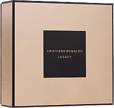Cristiano Ronaldo Legacy - Комплект (edt/30ml + sh/gel/150ml) — снимка N1