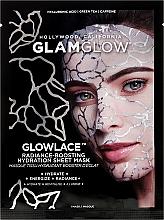Парфюмерия и Козметика Памучна хидратираща маска за лице - Glowlace Radiance-Boosting Hydration Sheet Mask