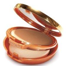 Парфюми, Парфюмерия, козметика Компактен фон дьо тен-пудра с бронзиращ ефект - Collistar Tanning Compact Cream SPF 6-30