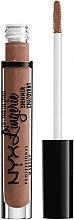 Парфюми, Парфюмерия, козметика Гланц за устни - NYX Professional Makeup Lip Lingerie Shimmer Lip Gloss