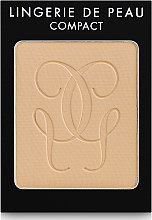 Парфюмерия и Козметика Компактна фон дьо тен-пудра за лице - Guerlain Lingerie de Peau Compact Mat Alive (пълнител)