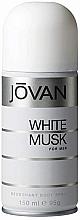 Парфюми, Парфюмерия, козметика Jovan White Musk For Men - Дезодорант