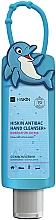 """Парфюмерия и Козметика Антибактериален детски гел за ръце """"Делфин"""" - HiSkin Antibac Hand Cleanser+"""