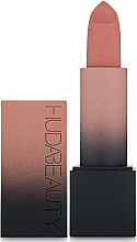 Парфюмерия и Козметика Матово червило - Huda Beauty Power Bullet Matte Lipstick