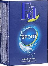 Парфюмерия и Козметика Сапун - Fa Energizing Sport Bar Soap