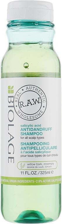 Шампоан против пърхот - Biolage R.A.W. Rebalance Anti-Dandruff Shampoo — снимка N1