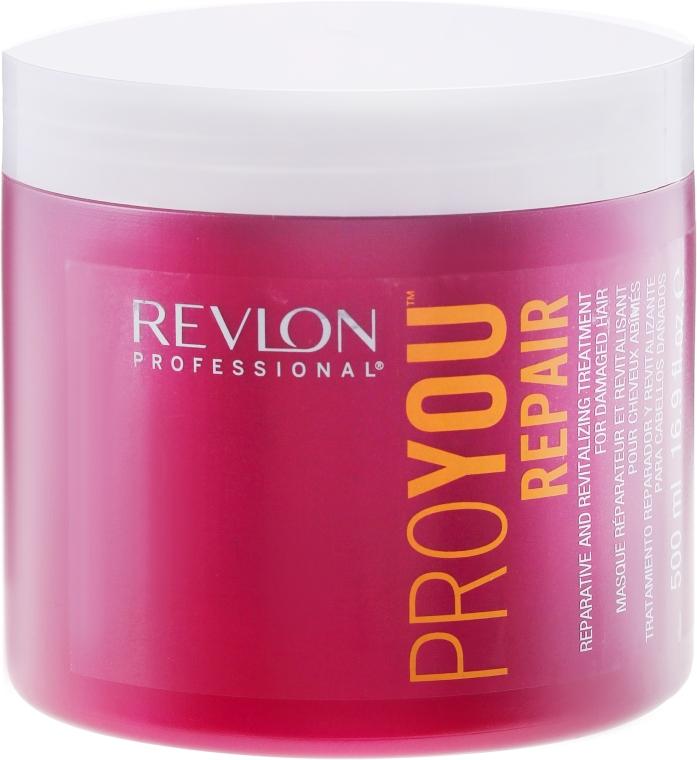 Възстановяваща маска - Revlon Professional Pro You Repair Mask — снимка N1