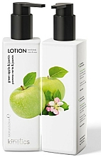 Парфюмерия и Козметика Подхранващ лосион за ръце и тяло със зелена ябълка и жасмин - Kinetics Green apple & Jasmine Lotion